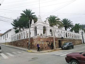 ¿Sucre arriesgaría título de Unesco sin el Prahs?