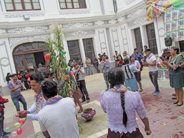 La Gran Pucara despide carnaval de Chuquisaca