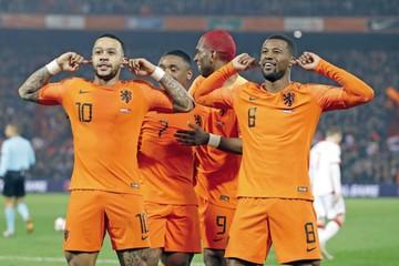 Holanda está de vuelta