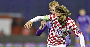 Croacia por poco se hunde