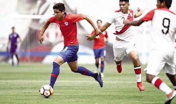 Arranca el Sub 17 en Perú con empate del local