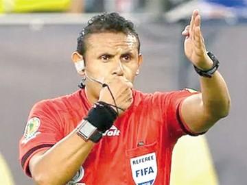Gery Vargas es designado para dirigir en la Copa