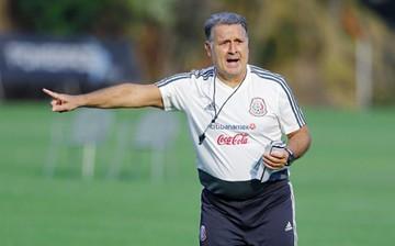Gerardo Martino debuta al frente de México, hoy