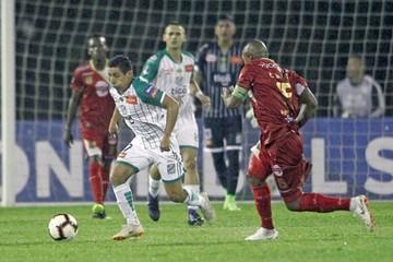 Oriente consigue  un empate en Colombia
