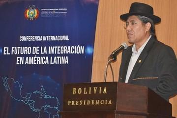 """Canciller asegura que la reivindicación marítima de los bolivianos está """"vigente"""""""