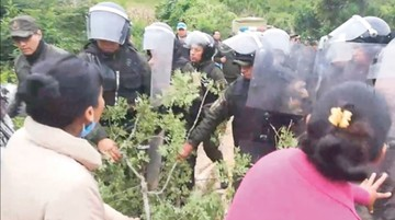 Comunarios de Tariquía vuelven a impedir acceso
