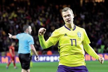 Suecia supera a Rumania