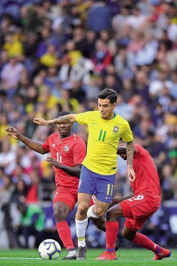 Brasil no pasa del empate