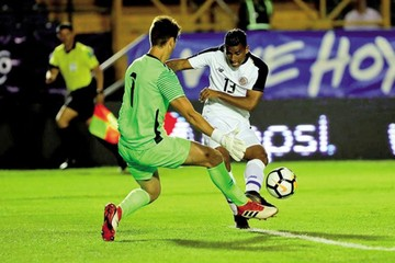 Guatemala derrota a Costa Rica con Hagen como figura