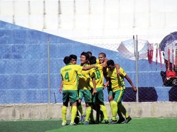 Mojocoya asume  la punta del torneo local