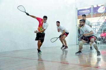 Grand Slam para el raquet
