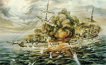 Torpedos aliados en la Guerra