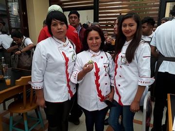 Inauguración Restaurante Manq'a
