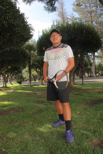 El tenista que supo jugar a la altura de La Paz y se consagró primero