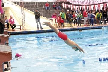 Potosí y Beni repuntan y Sucre domina torneo de natación