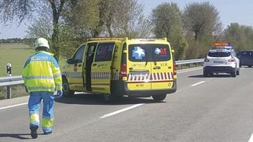 Mueren dos ciclistas arrollados durante prueba