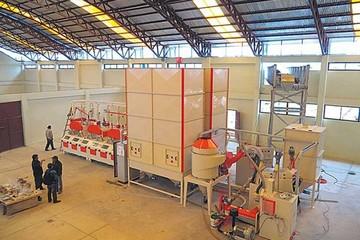 Anuncian funcionamiento del molino de Mojocoya