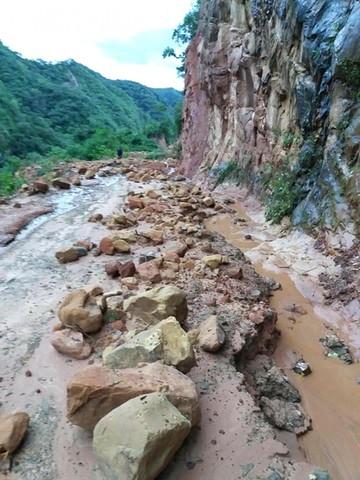 Monteagudo se declara en desastre y pide ayuda