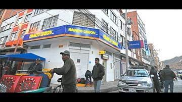 Procesan robo millonario a cajeros del Banco Unión