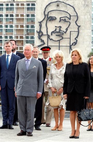 Carlos de Inglaterra visita oficialmente Cuba