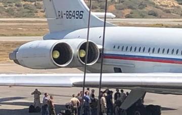 """EEUU """"no se quedará de brazos cruzados"""" frente a acciones rusas en Venezuela"""