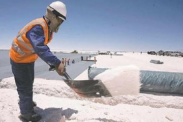 Oposición exige informe por la venta de derivados de litio a Chile