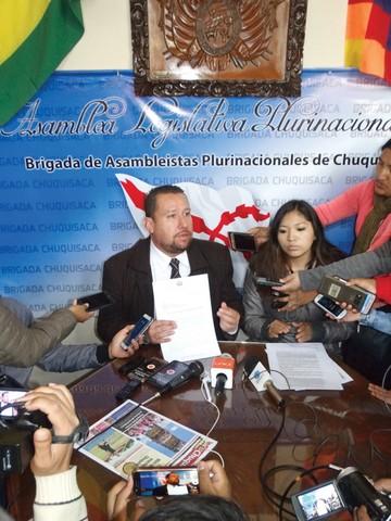 Solicitan iniciar proceso  a Tancara por denuncias