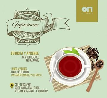 Invitan a aprender la cata de tés de todo el mundo