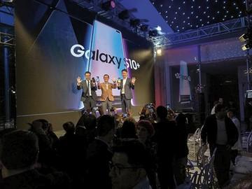 Samsung quiere comerse el mercado nacional con sus nuevos Galaxy S10