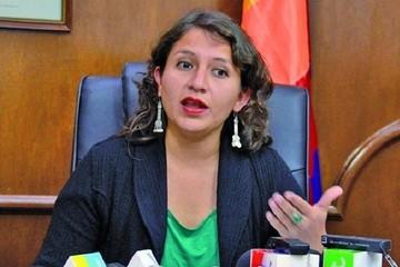 Designan a ex ministra de salud como embajadora de Bolivia en Cuba
