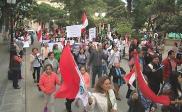 En Tarija plantean un paro nacional en defensa de Tariquía