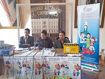 Realizan festival para prevenir  la tuberculosis