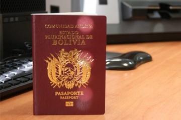 Bolivia tiene el peor pasaporte de Sudamérica, según ránking mundial