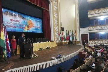 Consejo inaugura seminario internacional sobre los roles de esta institución judicial
