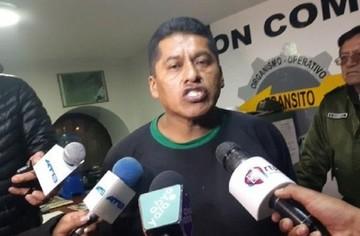 Ex viceministro fue detenido por conducir ebrio y fracturó la nariz a un policía