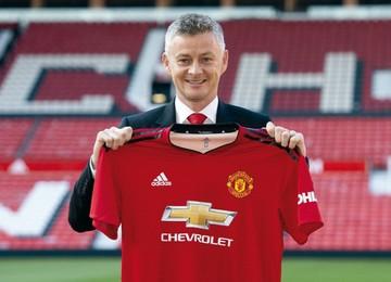 United ratifica  a Solskjaer  como técnico