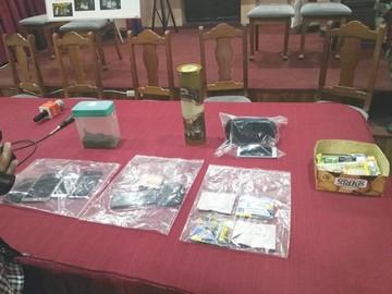 Atrapan a microtraficantes de marihuana en Sucre