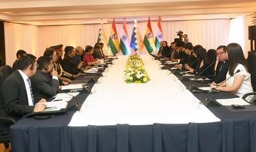 Bolivia e India buscan concretar acuerdos bilaterales