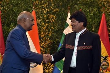 Bolivia e India sellan alianza para una nueva era de cooperación
