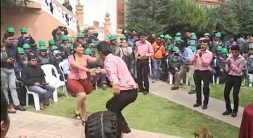 Zudáñez: Envibol contrata  primeros 44 trabajadores