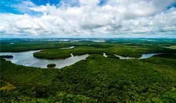 La Amazonía suramericana