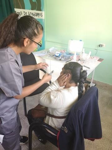 Rotarios emprenden campaña de salud en Sopachuy