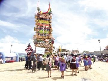 Pucara del D-2 despide el Carnaval