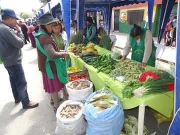 """Feria """"Mercados Verdes"""" obtiene buena respuesta"""