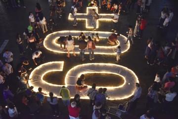 Ciudades apagan luces en la Hora del Planeta