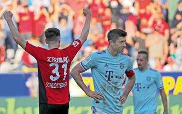 Bayern ya no es el líder