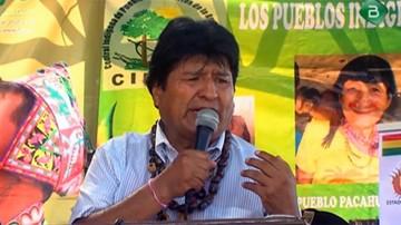 Morales niega que Bolivia esté aislada por apoyo a Maduro