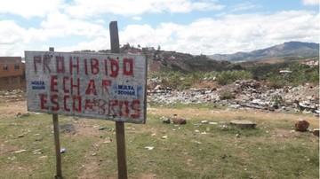 Sagrado Corazón Bajo lidia con la basura e inseguridad