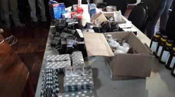 Siete implicados en contrabando de medicamentos son enviados a la cárcel