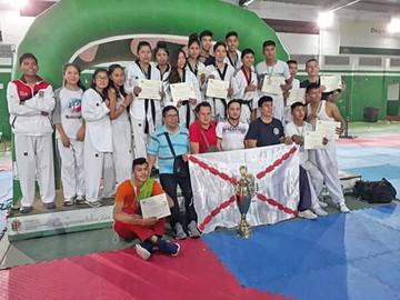 Taekwondo, por otro podio